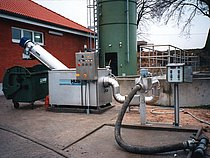 ROTAMAT® Sludge Screening Plant Ro 3