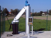 ROTAMAT® Pumping Stations Screen RoK 4